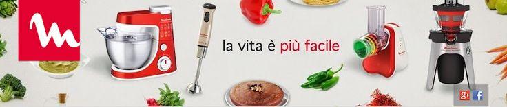 Fresca e dedicata alla promozione dei prodotti con una simpatica grafica, la cover di moulinexIT