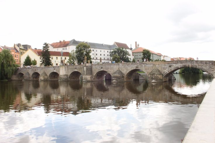Pisek Stone Bridge - Czech Republic