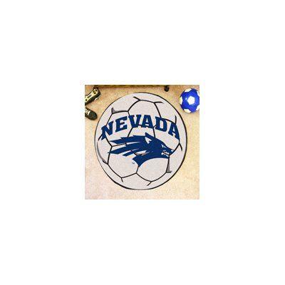 FANMATS NCAA University of Akron Soccer Ball