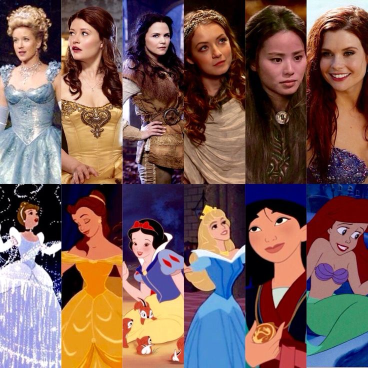 Once Upon A Time Disney