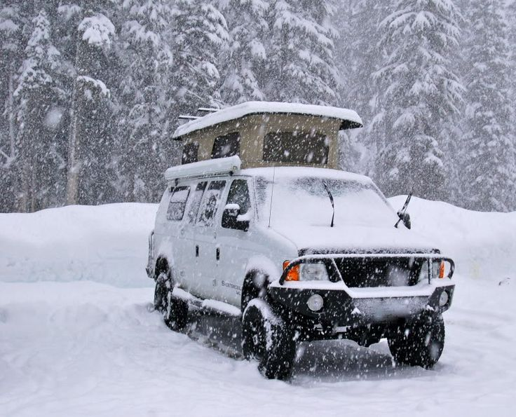 Pics of your VAN! Post up! - Page 73 - Expedition Portal...Aluminess gear on display!