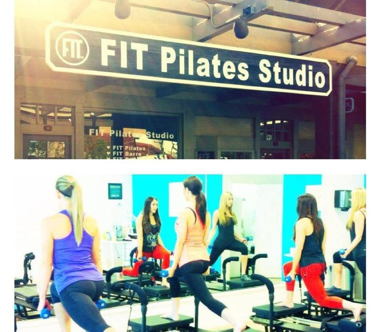 Fit Pilates Studio named a Top 5 Finalist for Best Pilates Studio by voters on the Orange County HOT LIST