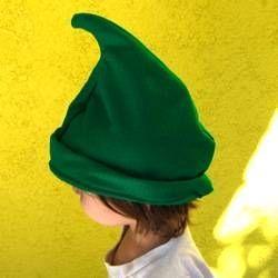 elf hat handmade