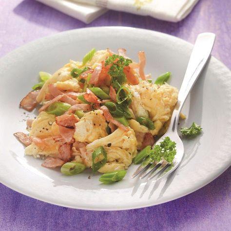 Roerei met kipfilet Recept | Weight Watchers Nederland
