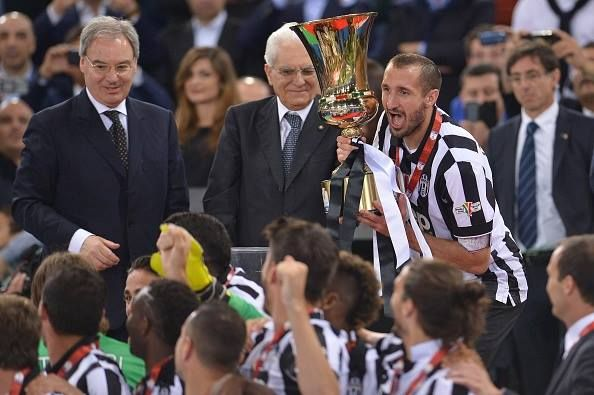 Congratulations double winners Juventus! - Coppa Italia champions for record tenth time!