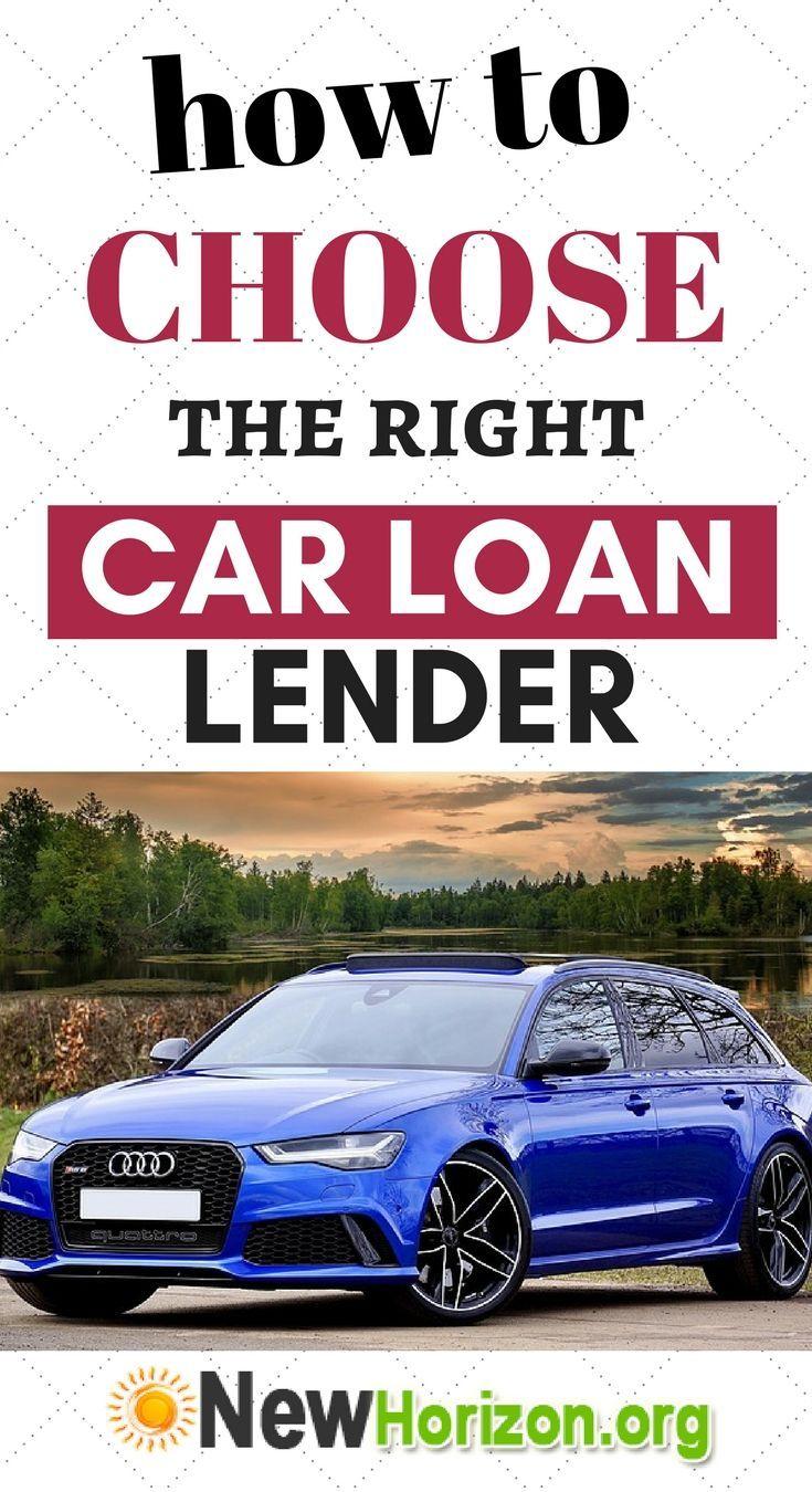 Finding A Reasonable Car Loan Despite Having Bad Credit Credit Tip