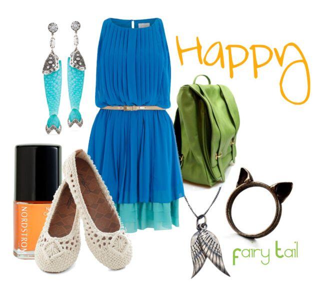 Fairy tail • Happy