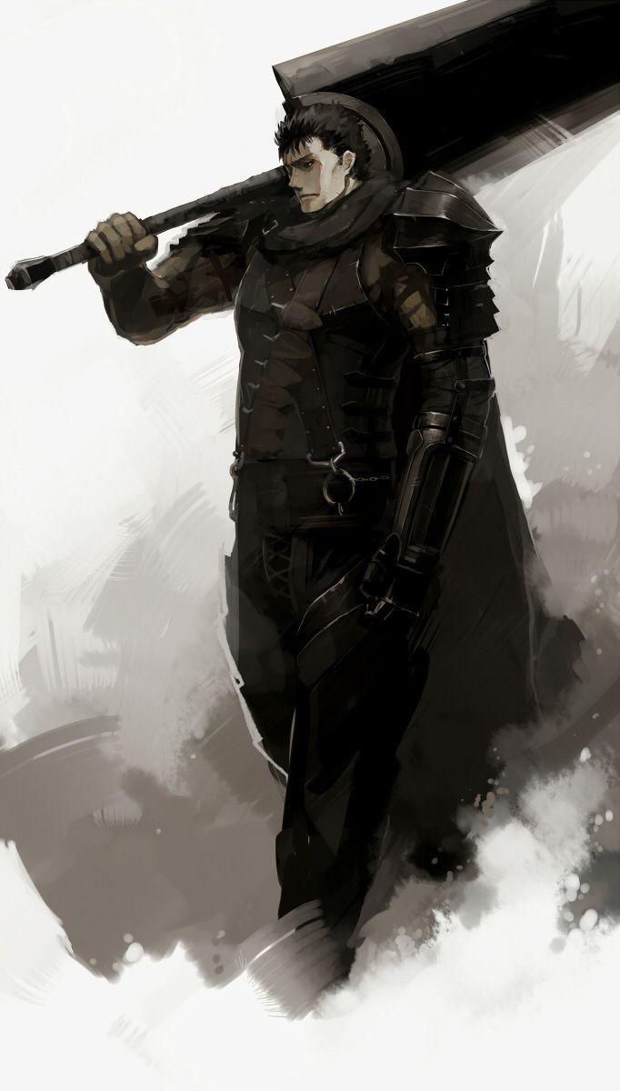 Dark knight, guts berserk