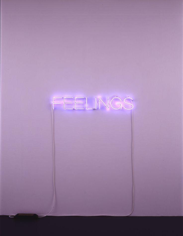Des sentiments