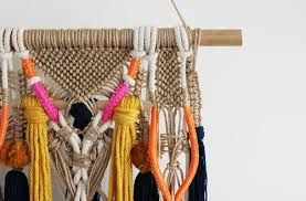 Image result for macrame bunting