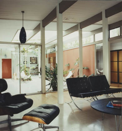 31 best eichler living rooms images on pinterest for Eichler designs