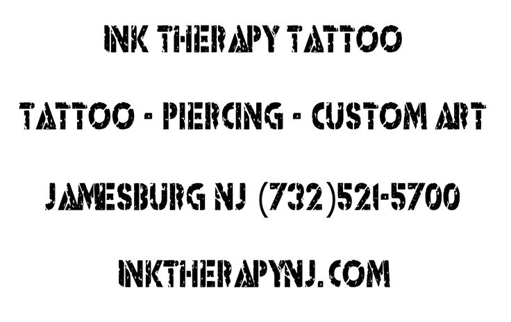 Ink Therapy large wall stencil 10 mil - NEW - Reusable Pattern