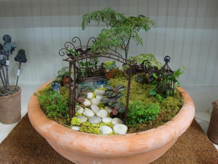 19 best centerpiece ideas images on pinterest dish garden our new dish garden creation workwithnaturefo