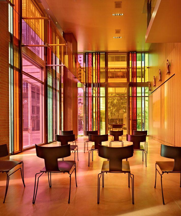 gesthemane lutheran church by olson kundig architects - designboom | architecture & design magazine