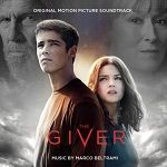 Marco Beltrami: The Giver - film score soundtrack CD cover