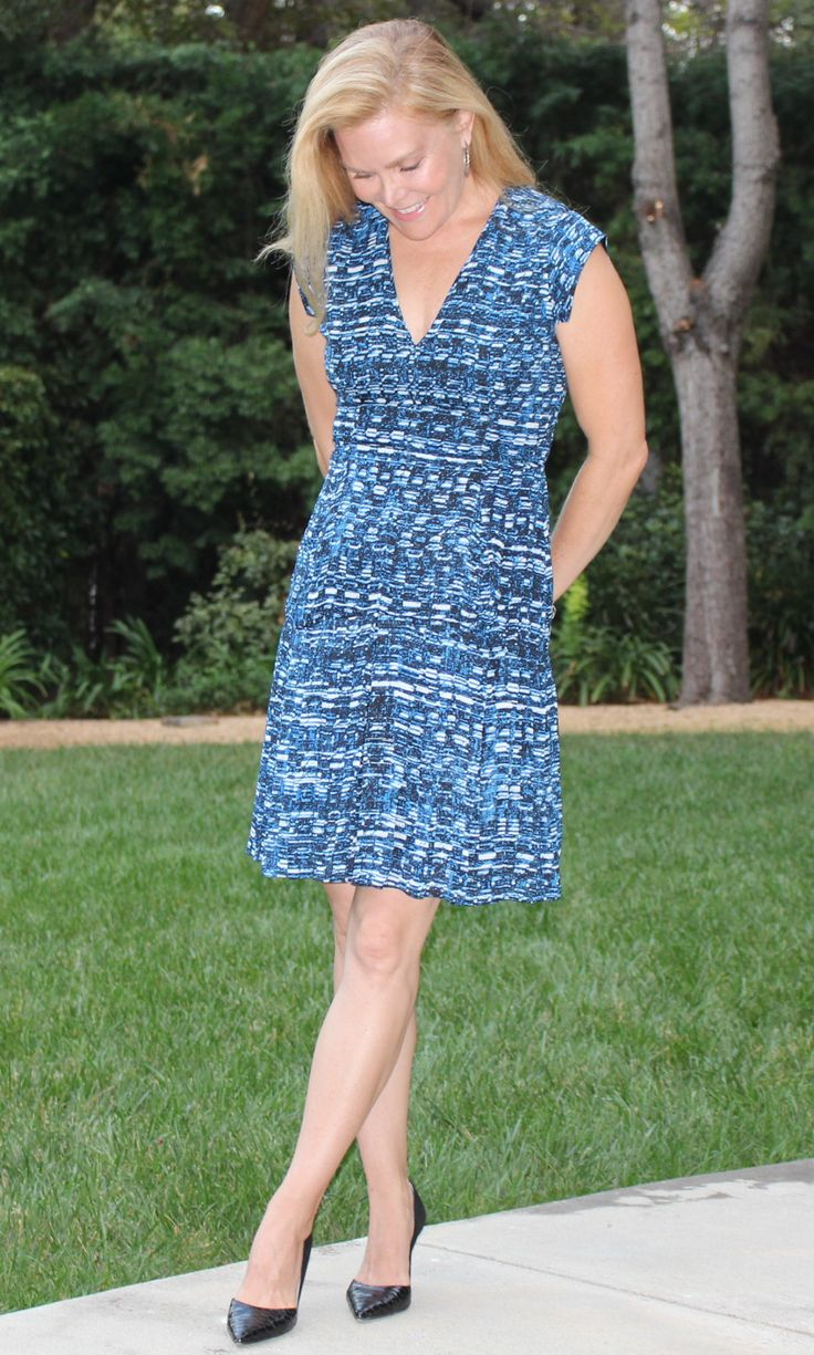 Seven Days and Seven Dresses Style Challenge. My ladylike Reiss dress. Love this brands elegant unfussy style.