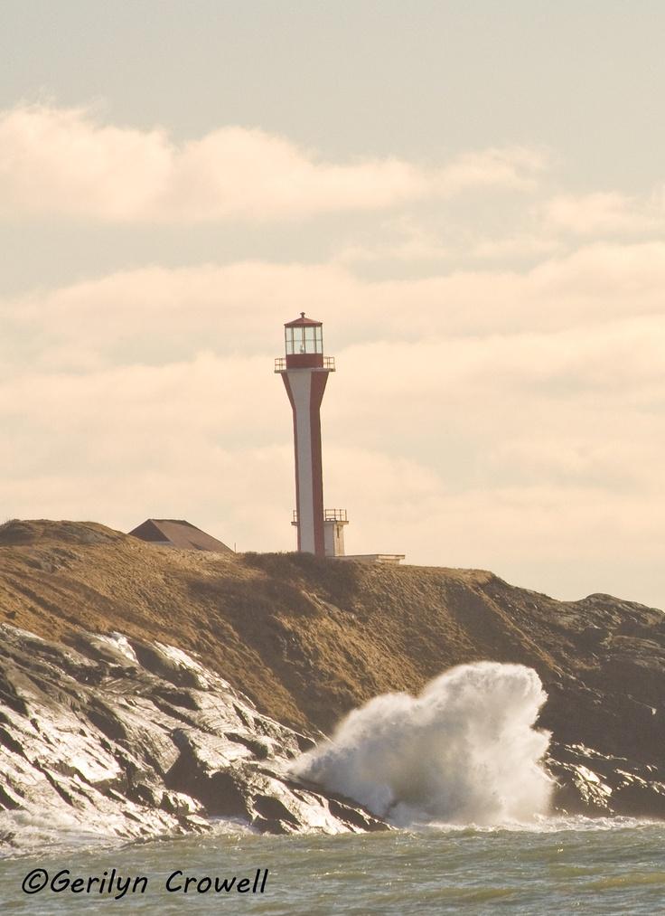 Cape Forchu, Yarmouth, Nova Scotia