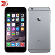 """Original Apple iPhone 6 Brand Plus 4.7 & 5.5"""" mobile phone Dual Core 64GB/128GB Rom IOS 8MP Camera 4K video LTE 1 Year Warranty     Tag a friend who would love this!     FREE Shipping Worldwide     #ElectronicsStore     Get it here ---> http://www.alielectronicsstore.com/products/original-apple-iphone-6-brand-plus-4-7-5-5-mobile-phone-dual-core-64gb128gb-rom-ios-8mp-camera-4k-video-lte-1-year-warranty/"""