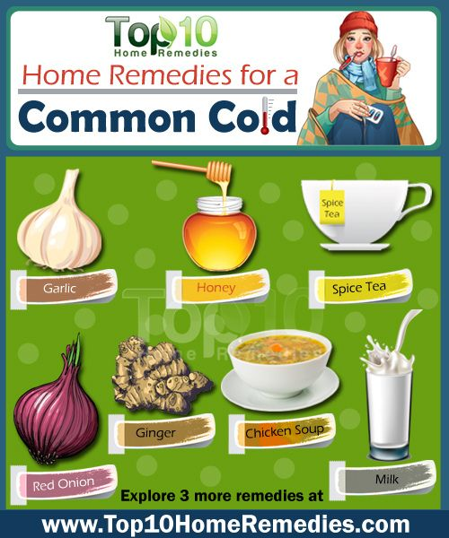 Home Remedy For Head Cold And Fever