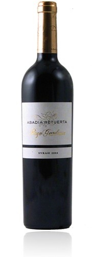 Abadia Retuerta Pago La Garduna 2004 : Designed by famous French enologist, Pascal Delbeck, in 1996, Abadía Retuerta winery is a surprising combination of tradition and modernity, recognized as one of the most advances wineries in Europe S172.00