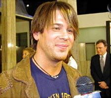 Christian Kane Brittany Murphy Interviews - Just Married Movie Premiere