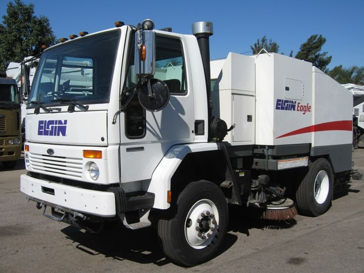 31 Best Images About Street Sweepers For Sale On Pinterest