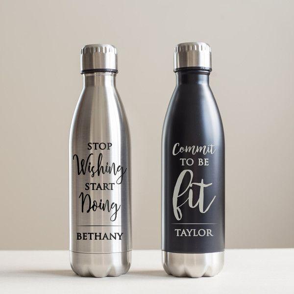 25  best ideas about stainless steel water bottle on pinterest