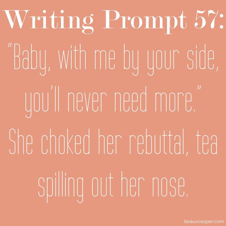 Writing Prompt Fifty-Seven - see post for submission guidelines!