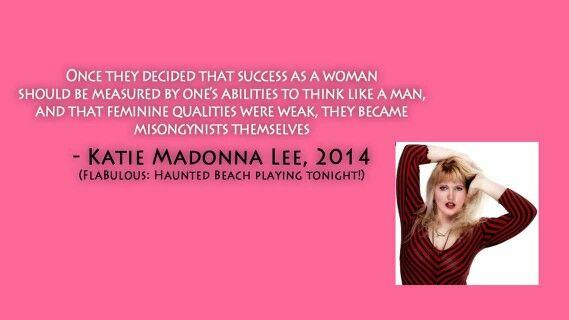 Katie Madonna Lee