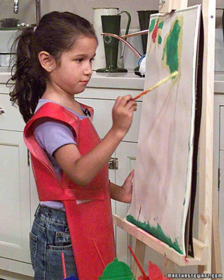 Art Smock for Kids