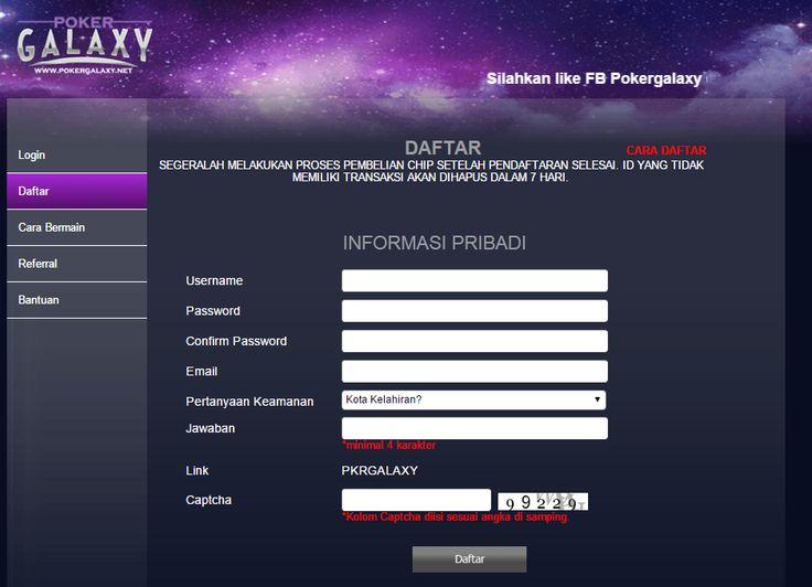 Cara Daftar 7 Situs Poker Online Terpercaya dan Terbaik Server Pokerace99