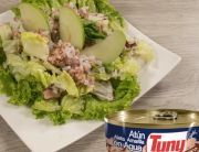Receta de atún: prepara una deliciosa receta de atún con sencillos pasos para complacer a tu familia Ensalada verde de atún Tuny