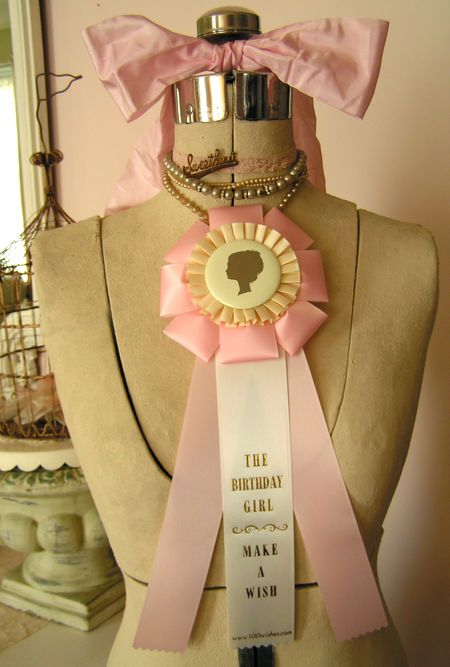 Thebirthdaygirlpinkribbon: Horses Ribbons, Prizes Ribbons, Parties Time, Rosette Cockad Ribbons, Parties Inspiration