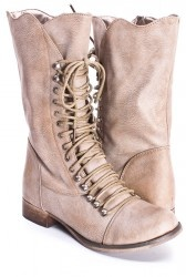 love lace upLace Up Boots, Shoes Boots, Leather Lace, Mid Calf, Fall Boots, Faux Leather, Calf Riding, Ice Faux, Combat Boots