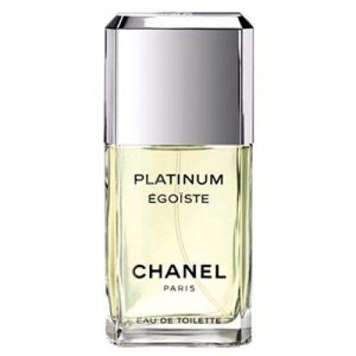 Chanel - Egoiste Platinum 50 ml EDT - Mænd