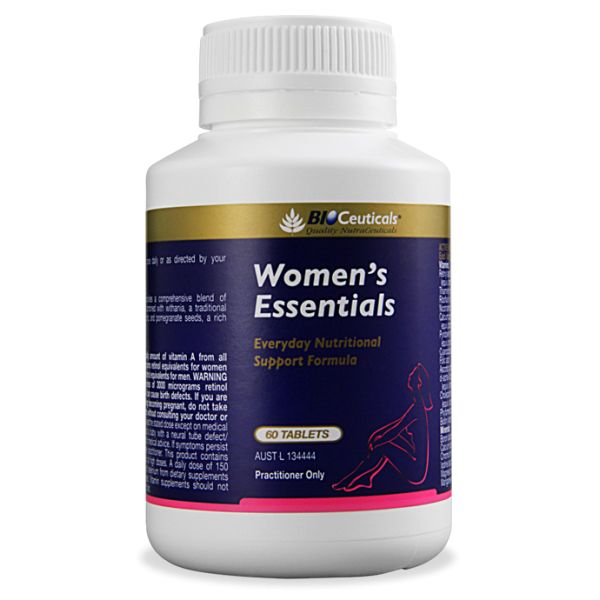 BioCeuticals® Women's Essentials - Bioceuticals® - Supplements/Nutrition