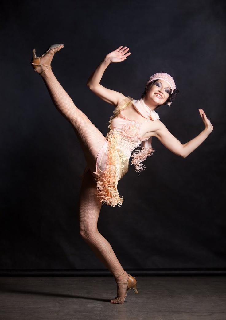 The very talented Ksenia Parkhatskaya