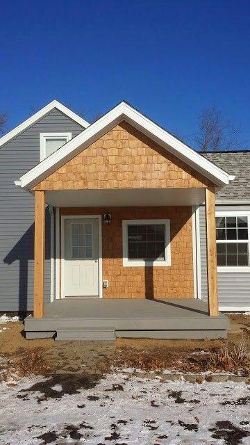17 best images about porch on pinterest decks front for Porch storm shelter