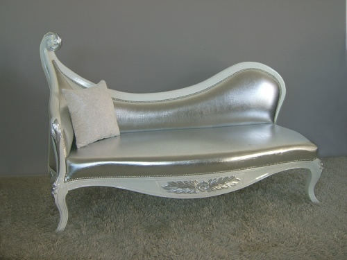 43 best my black white obsession images on pinterest for Plastic baroque furniture