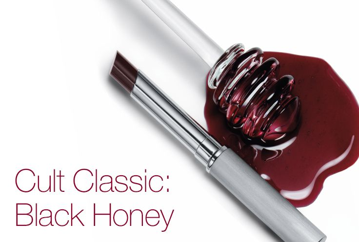 Black Honey made its shade debut in 1971 and this deep, blackened raisin hue became an instant success. In 1989, Black Honey was launched as an Almost Lipstick. The shade merges with the natural tone of lips creating a colour that is perfectly unique for every woman, making the lipstick a cult classic that spans generations of women. #Clinique #BlackHoney #AlmostLipstick #Lipstick #Beauty #Makeup