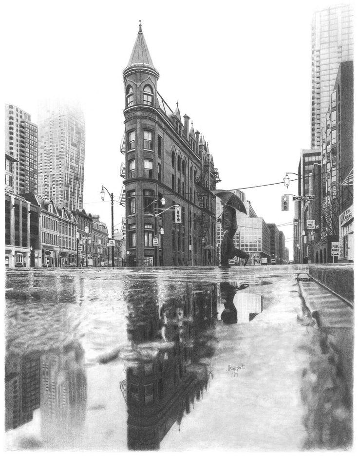 Black And White Cityscape Prints