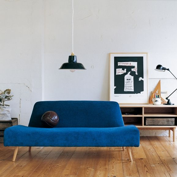 AO SOFA (2) Beige: ソファ デザイン家具 インテリア雑貨 - IDEE SHOP Online