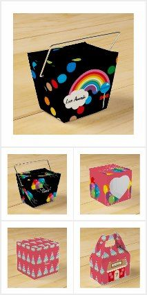 Rainbow Candy Party