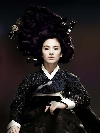 Song Hye Kyo- Hwang Jini