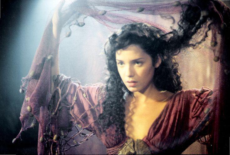 Stargate.  Mili Avital as Sha'uri.  #josephporrodesigns