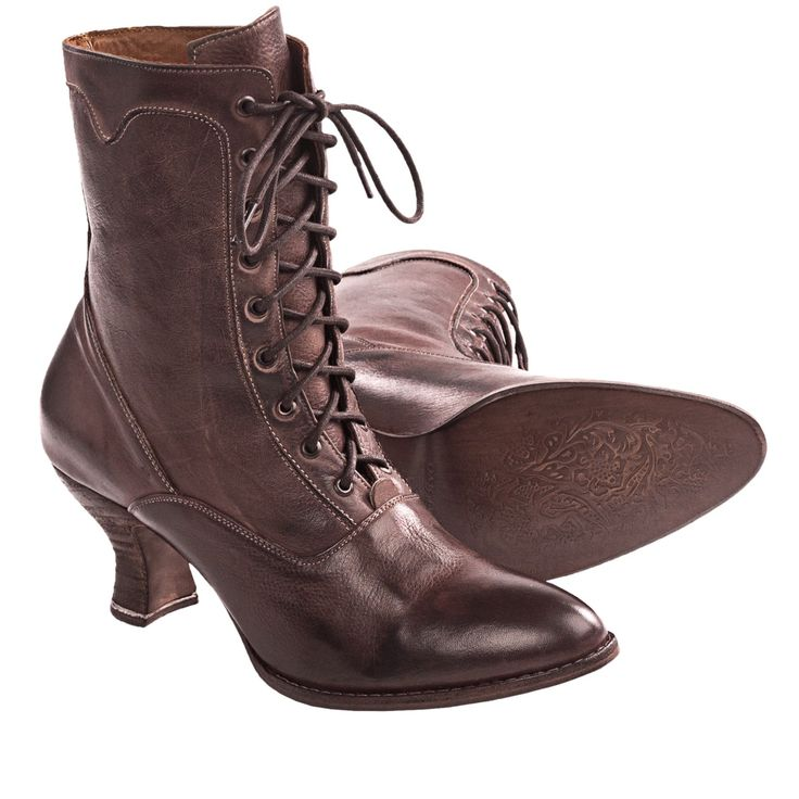 Oak Tree Farms Elizabeth Boots (For Women) 7145W - Save 36%