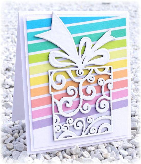 Mitt Lille Papirverksted: Colorful Birthday