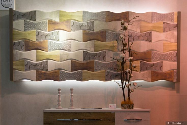 екоры в форме песочных часов от фабрики Atlantic Tiles