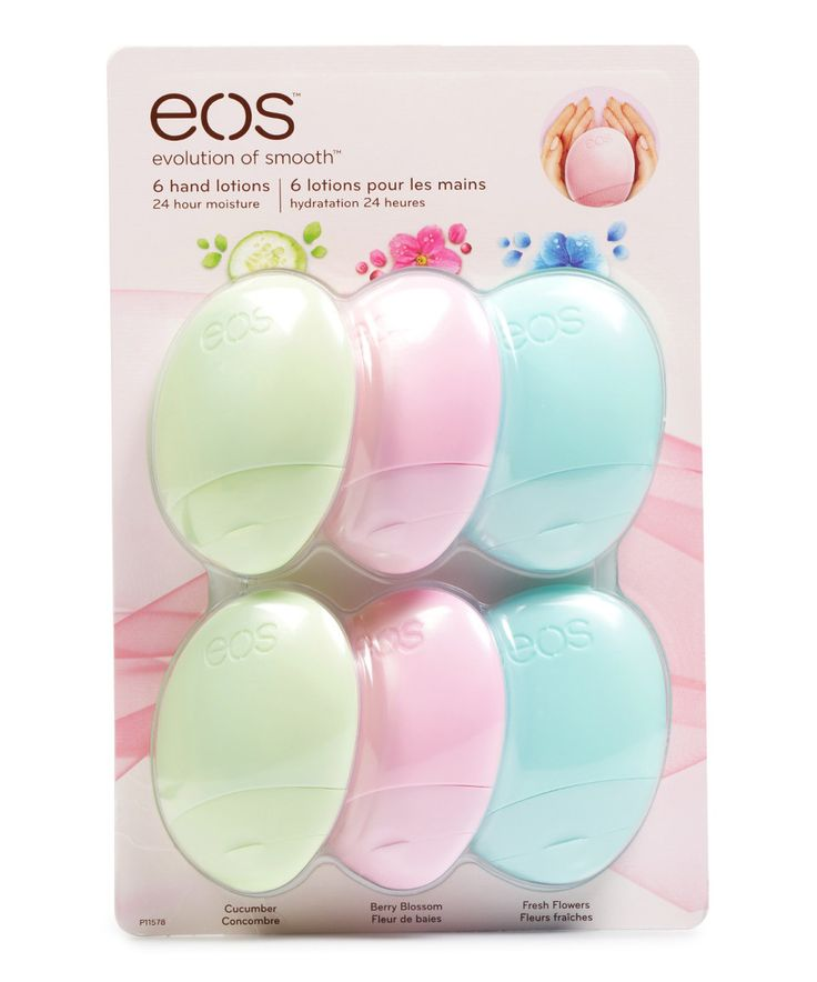 This EOS Hand Lotion 6-Ct. Set by Boxed is perfect! #zulilyfinds