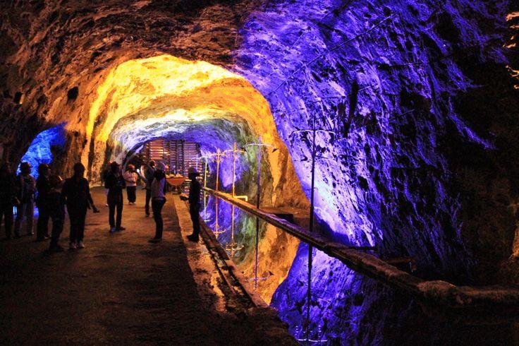 Minas de Sal de Nemocón, Cundinamarca, Colombia
